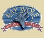 Bay Wolf Restaurant in the heart of Rock Hall, MD